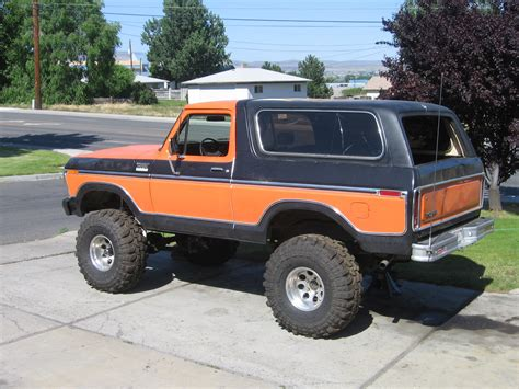bronco car lifted ford bronco concept image 83