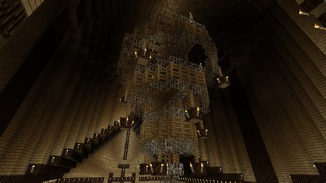 Home Design Diamonds by Large Chandelier Minecraft Project