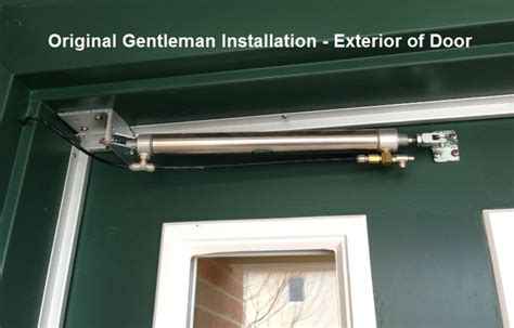 Patio Door Opener Original Gentleman Door Opener Exterior Doors