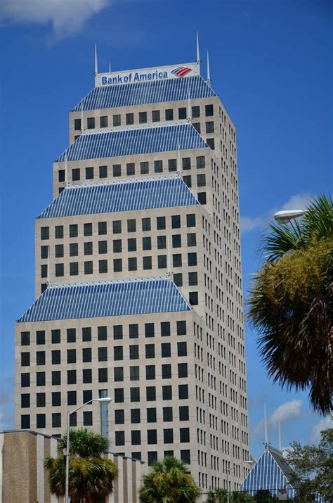 Panoramio Photo Of Bank Of America Building At Downtown