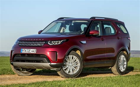 Jaguar Land Rover 2020 Vision by Land Rover Discovery 5 2019 2020 цена и характеристики