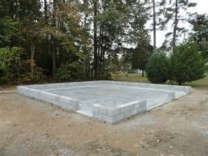 Detached Garage Design garage foundations archives mullins and company concrete