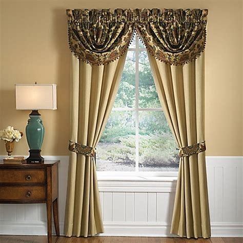 croscill curtains and drapes croscill 174 minka pole top 84 inch window curtain panel pair