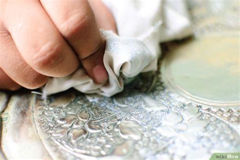 Silber Polieren Backpulver by Silber Reinigen Wikihow