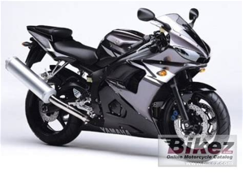 Yamha R 2004 2004 yamaha yzf r6 specifications and pictures