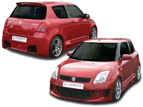 Suzuki Bodykit Kit For Suzuki Mz Ez Spoiler Shop