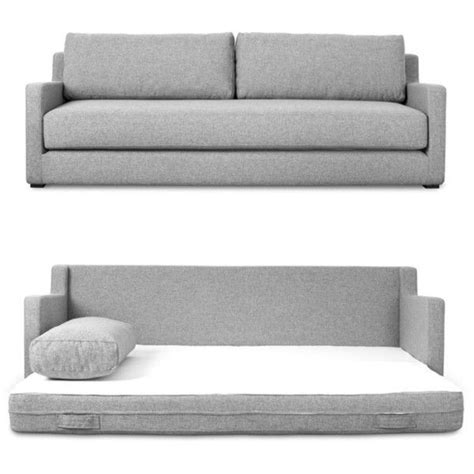 modern pull out couches 17 best ideas about pull out sofa on pinterest pull out