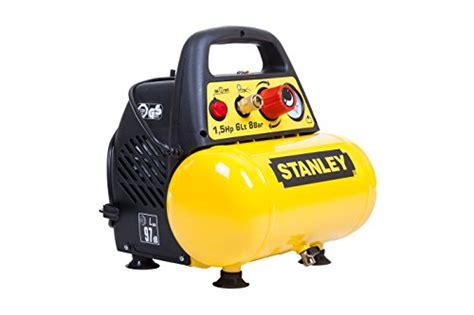 mobile air compressor mobile air compressor stanley 6lt 1 5hp in situ