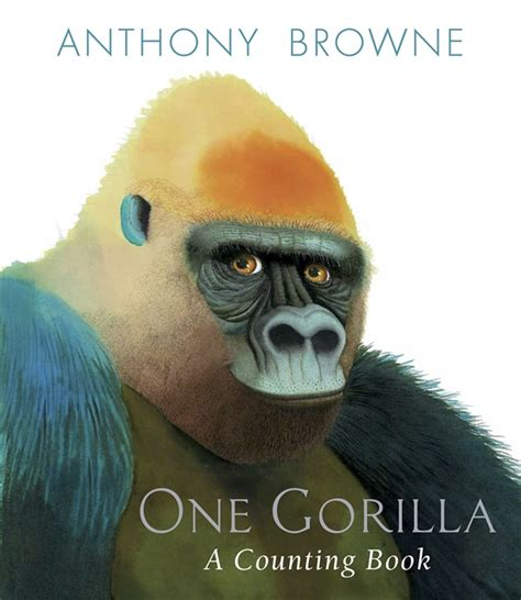 one picture book walker books one gorilla a counting book