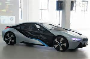 Electric Cars By Bmw Photos Bmw Unveils I3 Electric Car And I8 Hybrid Electric
