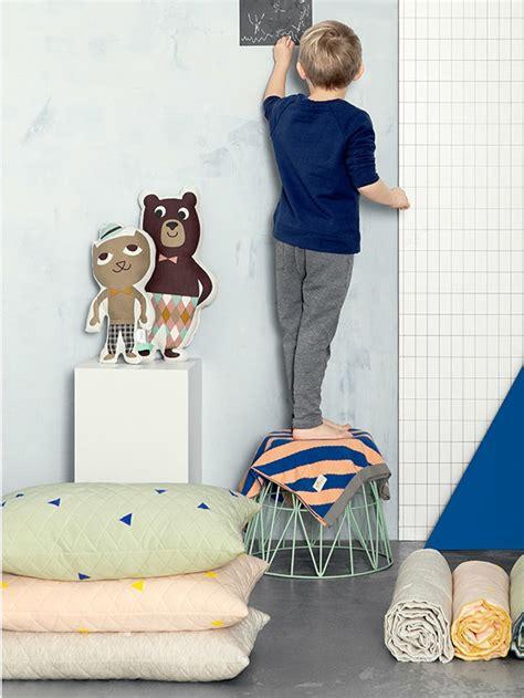 runder teppich türkis design pastell kinderzimmer