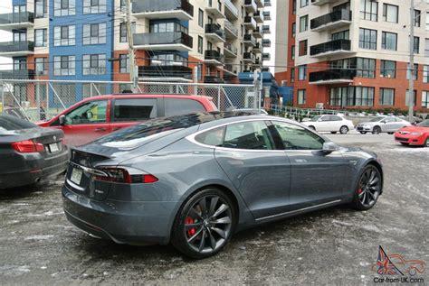Tesla P85 Msrp Tesla Model S Performance
