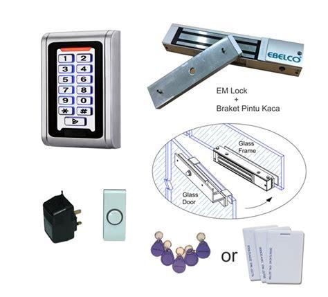 Kunci Folding Gate kunci magnet digital rfid celtech access kit starguard