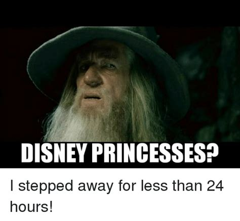 In Rehab For Less Than 24 Hours by Disney Princesses I Stepped Away For Less Than 24 Hours