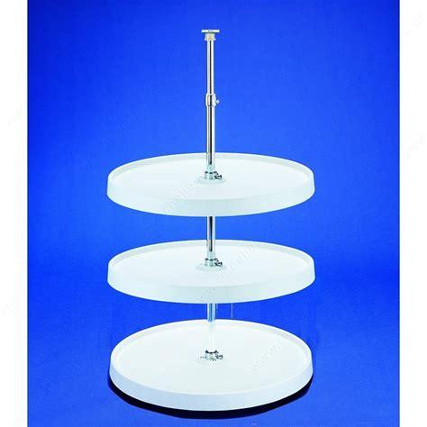 Set of 3 Round Trays Richelieu Hardware