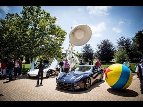 pixar lada leno s garage visiting pixar animations motorama