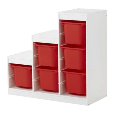 Ikea Storge Trofast Storage Combination Ikea