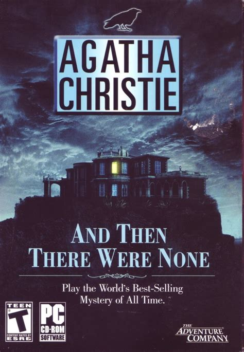 and then there were none book report agatha christie and then there were none 2008 wii box