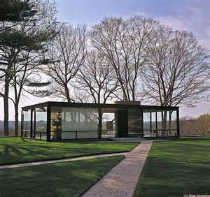aujourd 180 hui val 233 ry glass house by philip johnson