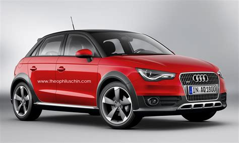 audi a1 4 porte audiboost what would a 4 door audi a1 look like like this