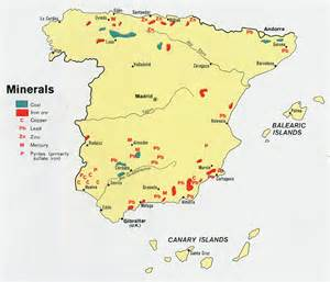 Map Spain by Nationmaster Maps Of Spain 36 In Total