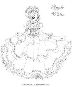 ever after high coloring pages free 5 image colorings net