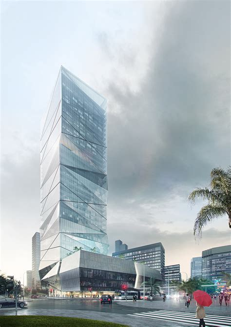 henn wins architectural competition  wenzhou high rise