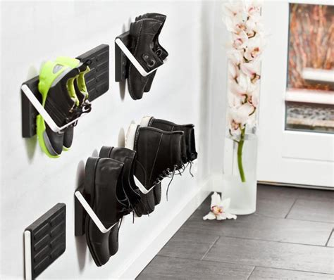 shoe storage small space home 40 creative ways to organize your shoes