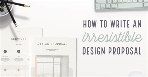 design proposal font how to write a design proposal the ultimate guide
