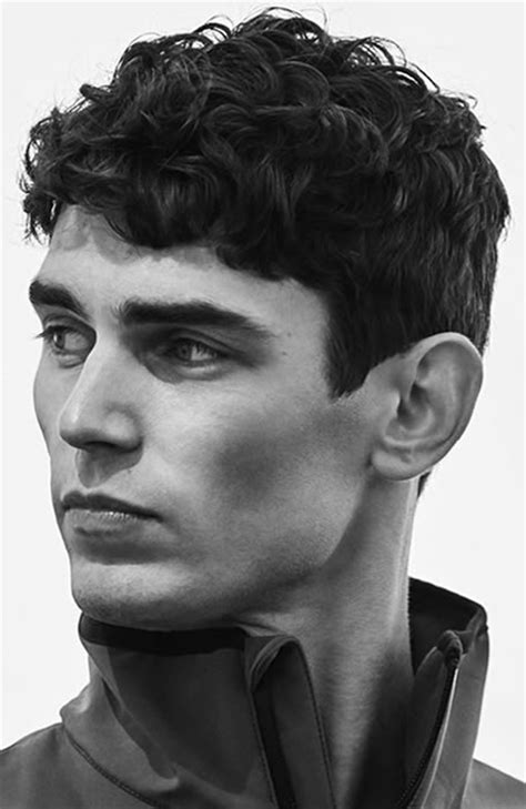 haircut for curly short hair male 37 of the best curly hairstyles for men fashionbeans