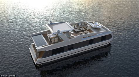 boat manufacturers that start with b luxurious houseboat boasts king size beds a jacuzzi and