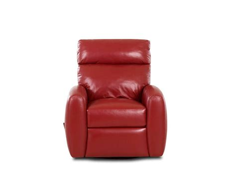 red leather reclining chair american made best leather reclining chair ventana clp114