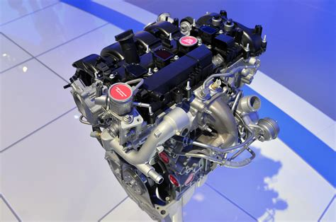 new mustang engine an inside look at the 2015 mustang s ecoboost engine new