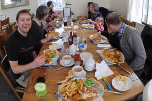 row your boat fish and chips a devon farmhouse for 14 how to enjoy a holiday with the