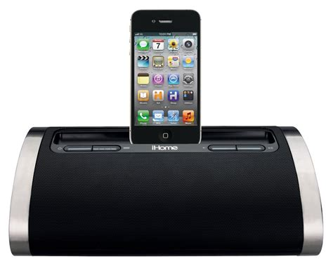 iphone to mp3 ihome iphone mp3 player dock pc speakers ebay