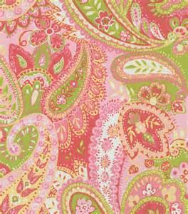 fabric for home decor home decor print fabric pkaufmann gypsy watermelon jo ann
