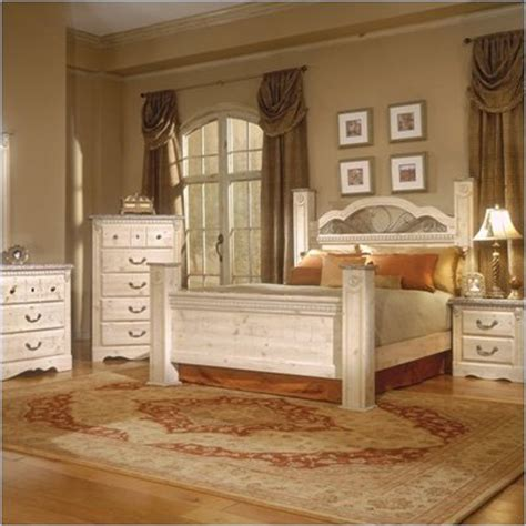 antique white king size bedroom sets antique white wilshire antique white bedroom collection