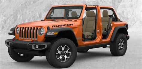 2020 Jeep Wrangler Unlimited Rubicon Colors by Rubicon Colors Best Car Reviews 2019 2020 By