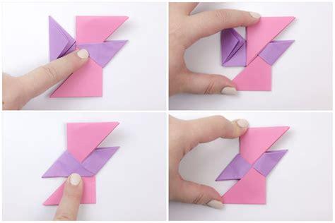 tutorial origami ninja origami ninja star tutorial