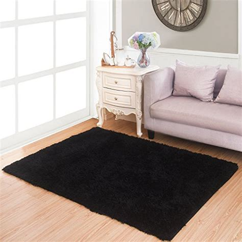 Soft Area Rug For Nursery Living Room Bedroom Rugs Mbigm Ultra Soft Modern Area Rugs Thick Shaggy Play Nursery Rug With