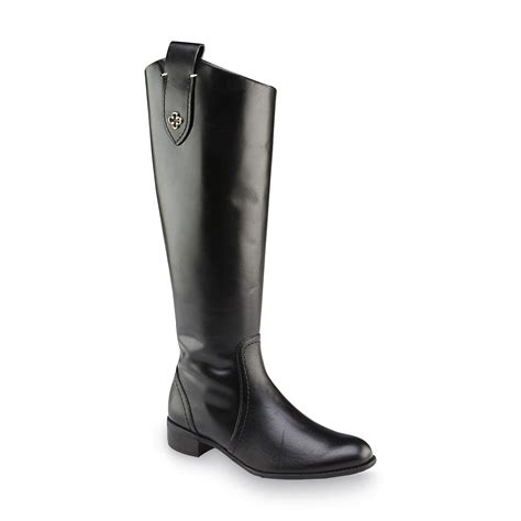 What Is Your Favorite Boot Height by Capodarte S Mariana Black Knee Height Leather Boot