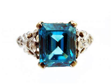 antique sapphire engagement ring nouba antique