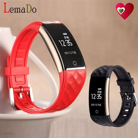 S2 Smart Band lemado s2 bluetooth smart band aliexpress ceneo pl