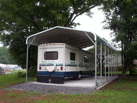 Car Port Shelter metal shed gt metal carports gt rv shelter carports for sale images frompo