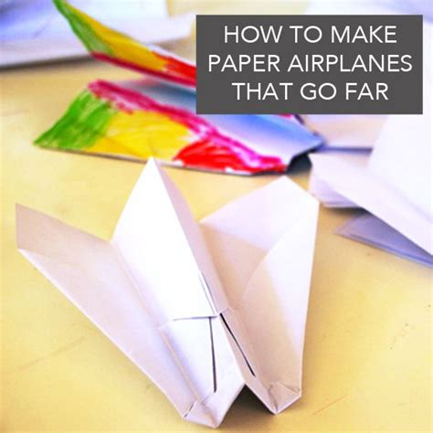 How To Make A Paper Airplane Book - 33 best images about play paper airplanes on