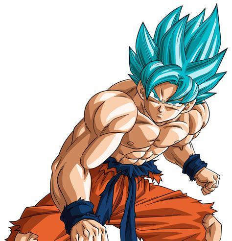 imagenes de goku kakaroto super saiyan blue clipart