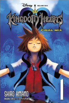 kingdoms of broken boy of dreams volume 1 books graphic novel of kingdom hearts mix volume 1