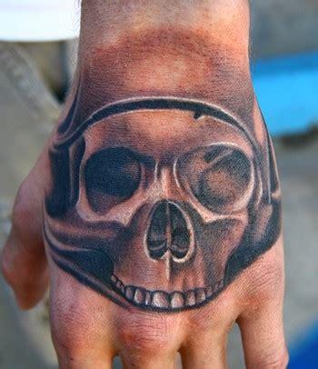 skull tattoo full hand hand tattoos skull tattoo design gallery