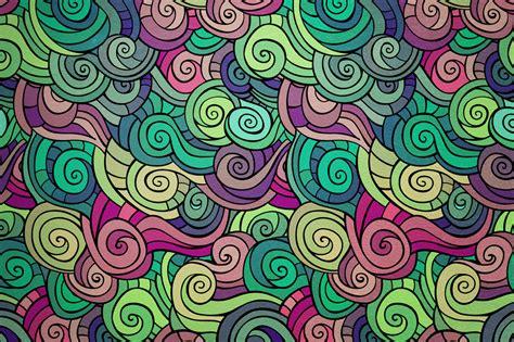 html seamless pattern 11 waves seamless patterns by balabolka thehungryjpeg com
