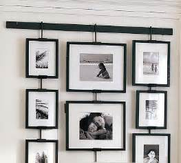 pottery barn studio wall easel 10 great photo display